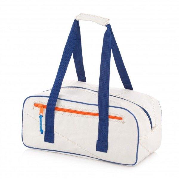 190d3cfe346b3 Średnia sportowa torba żeglarska - LESTE (z używanego żagla)